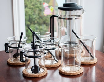 Bodum Bistro French Press Coffee Set - Made in Swiss