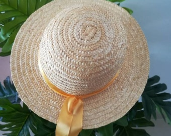 Straw hats for children, made in Portugal, English handmade hat, hats, straw hat