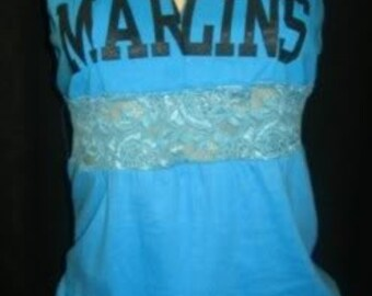 MARLINS Tube Top