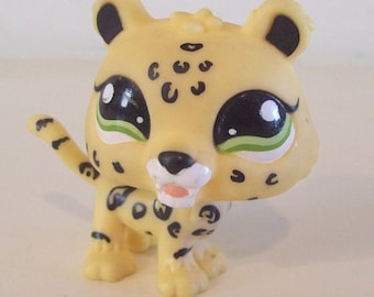 Littlest Pet Shop Leopard #1419 Mail Order Hasbro LPS