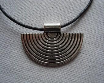 Half circle pendant