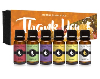Thank You Gift Set 6 Count Pack 10ml (SALE)