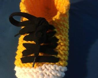 Converse Style Slipper Sock
