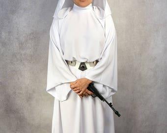 Star Wars Princess Leia Senatorial/Diplomatic Gown Rebel Legion