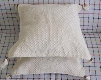 Natural Decorative Pillow Cover throw pillows 16x16