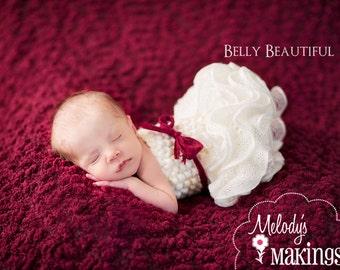 First Birthday Dress Knit Pattern - Birthday Dress Knit Pattern - Newborn Dress Knit Pattern - Knit Baby Dress Pattern - Baby Dress Knit