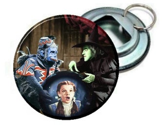 Bottle Opener - Wizard of Oz Wicked Witch Crystal Ball