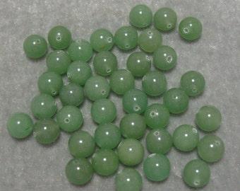Full Strand 10mm Aventurine  Gemstones (135)