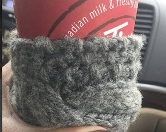 Knitted Cup Cosies