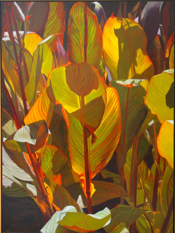 Morning Sun, oil on panel, image size 24 x 32 inches, framed