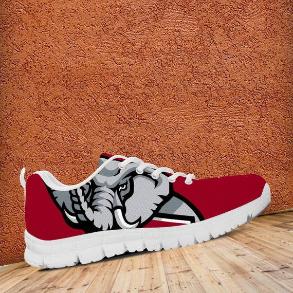 Men Ladies Shoes Tide basketball Kids football Alabama White Sizes Custom gift Unofficial Sneakers Trainers Crimson Running Fan HqPfRx1
