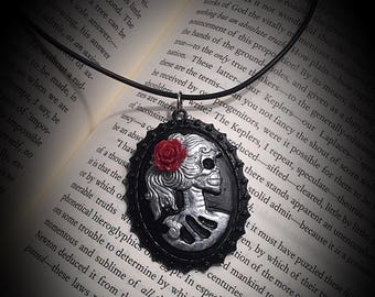Gothic lady necklace