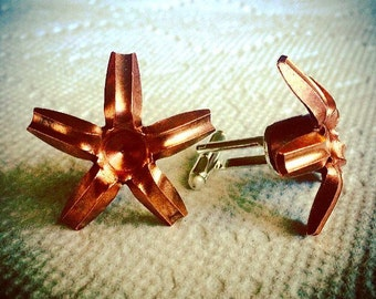Bullet Cuff Links - .45ACP Gorilla Ammo - 230gr. - Solid Copper - ONLY for the BOLD!