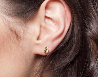 Pineapple Earrings - Cute Earrings - Food Earrings - Fruit Earrings - Dainty Earrings - Pineapple Jewelry - Fun Earrings - Children Earrings