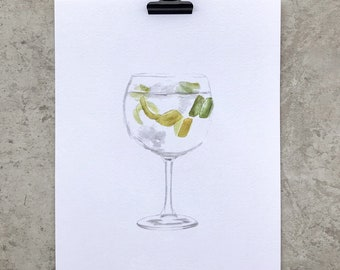 Gin Tonic, Cocktails Collection