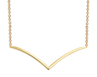 Seagull 14k Solid Gold Necklace Best Price