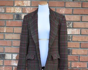 Vintage Lined Blazer