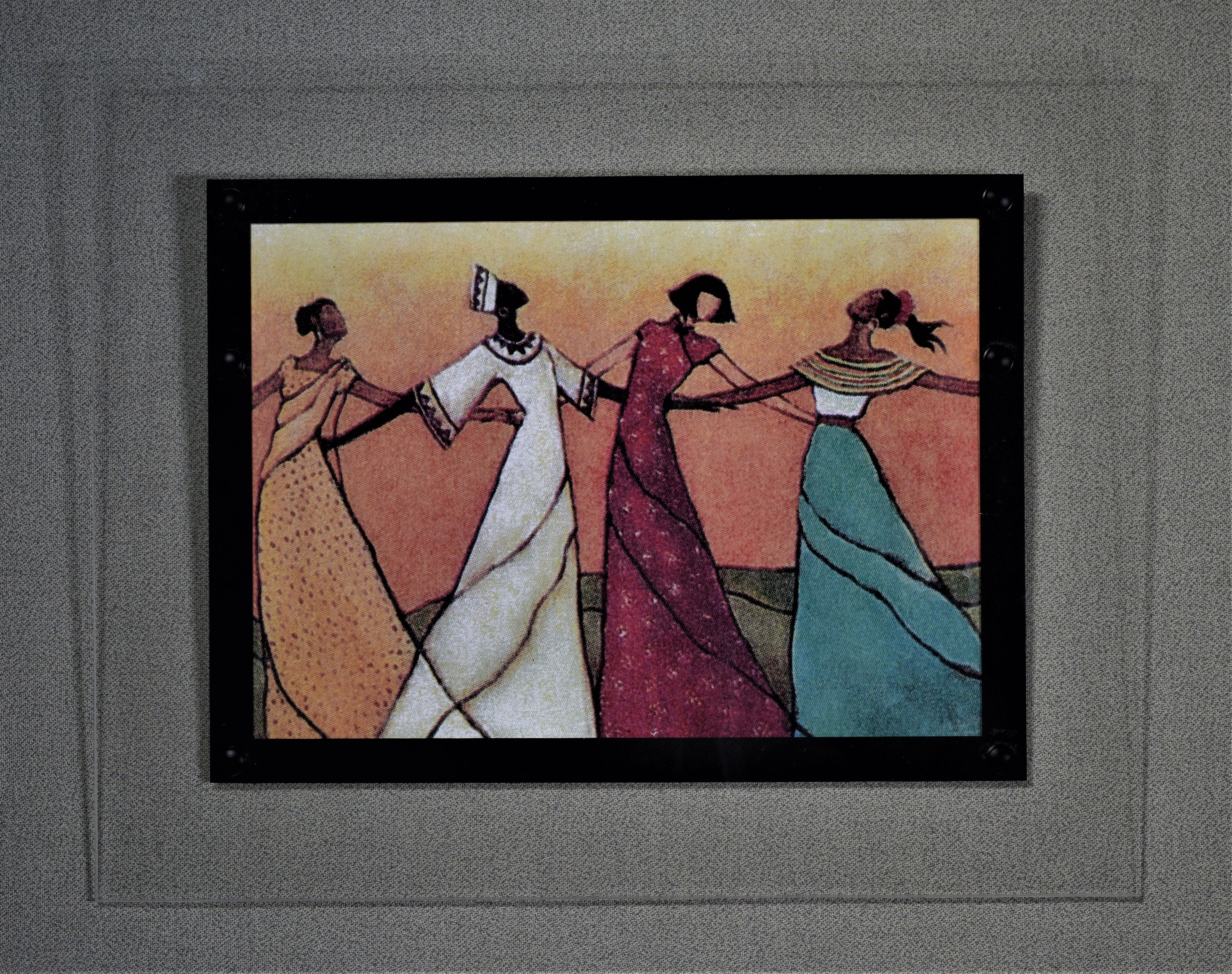 ACRYLIC Frame 16x20 Single Sheet LARGE to fit Art Size 14x18 or ...
