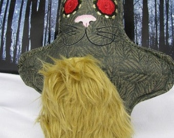 Margie the Monster Heavy Duty Rough and Tough Dog Toy