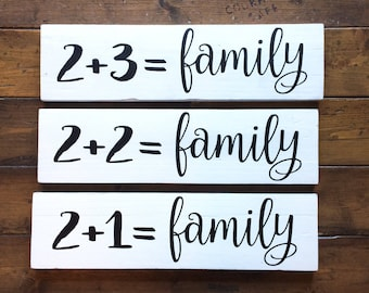 Mathematical Family Formula