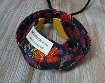 Liberty Camera Strap - Figs DSLR Camera Strap - Photography Accessories - Handmade Neck Strap - Liberty of London Tana Lawn Alma