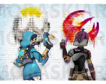 Tracer and Sabine