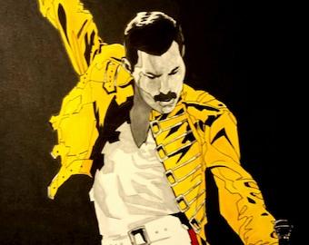 The Yellow Jacket Freddie Mercury