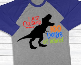 100 days of school, 100 days smarter, one hundred days, Svg Dxf Png, svg files for, cricut, silhouette, boy, 100 days of school shirt, 100th