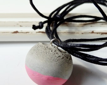 Concrete Jewelry Ball