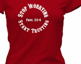Stop Worrying Start Trusting