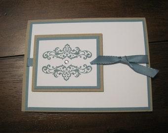 Ornate Card