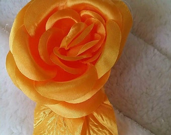 Rose - shaped set of 6 beautiful artificial flowers