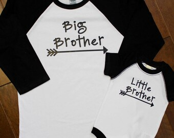 Big Brother, Little Brother, Big Sister Shirt, Little Sister Shirt, Big Sister, Sibling Shirts, , New Baby Announcement, Big Sister