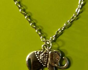 Elephant Necklace
