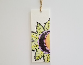 Zen Bookmark | Original Drawing | Laminated | On Sale | Free Shipping