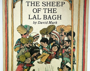 The Sheep of the Lal Bagh a 1960's Children's Book