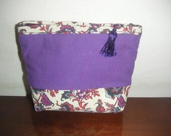 Purple small quilt Kit
