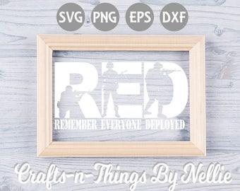 Remember Everyone Deployed SVG