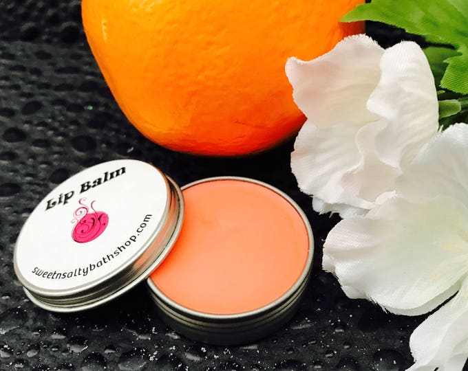 Citrus Blossom Lip Balm