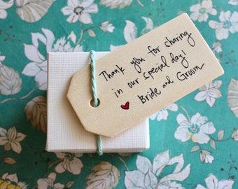 Handwritten Tags