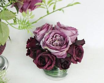 Luxury All Rose Flower Arrangement
