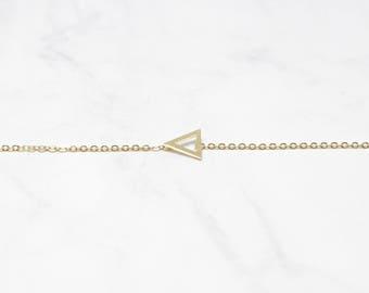 Lily Bracelet Gold