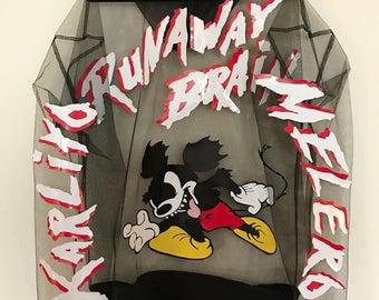 Runaway Brain Hoodie