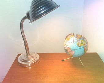Small table lamp industrial