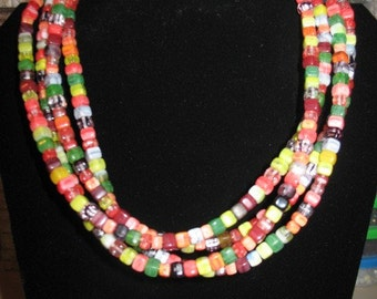 Necklace - Nifty Neon N0022