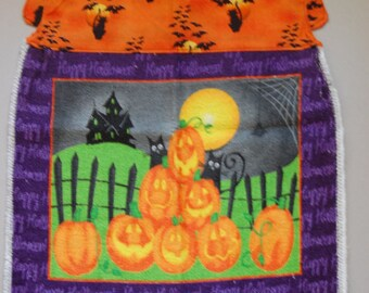 Pumpkin Patch Bodice Bib.