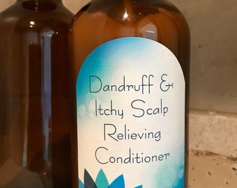 Dandruff & Itchy Scalp Conditioner