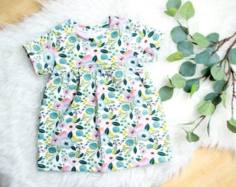 Baby Tunic Shirt * Floral *
