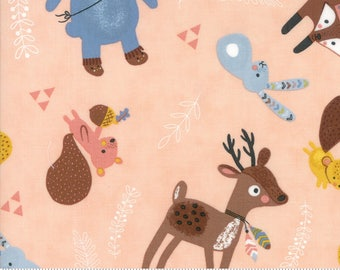 Moda Fabric - Wild and Free Rosie 35311 14 by Abi Hall - Quilt, Quilting, Crafts