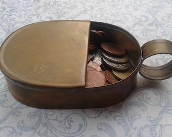 Brass, Basket